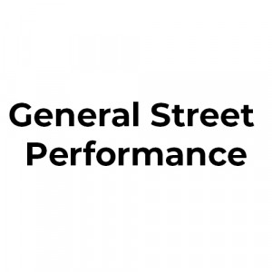 GENERAL Street/Performance logo